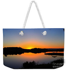Sunset At The James M. Robb State Park Weekender Tote Bag