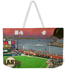 Sunset At The Park Weekender Tote Bag