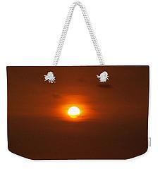 Sunset  Weekender Tote Bag by Athala Carole Bruckner