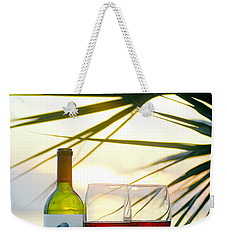 Sunset For Two Weekender Tote Bag