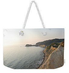 Weekender Tote Bag featuring the photograph Sunset Gourna by George Katechis