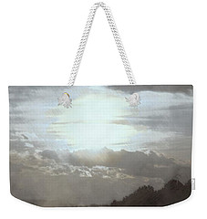 Sunset Impressions Over The Blue Ridge Mountains Weekender Tote Bag by Photographic Arts And Design Studio