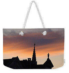 Sunset In Brussels Weekender Tote Bag