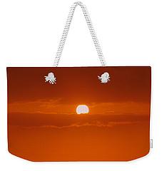Sunset In Kona Weekender Tote Bag by Athala Carole Bruckner