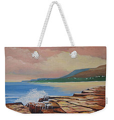Sunset In New South Wales Weekender Tote Bag