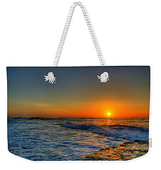 Sunset In The Cove Weekender Tote Bag