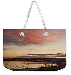 Sunset In West Texas Weekender Tote Bag