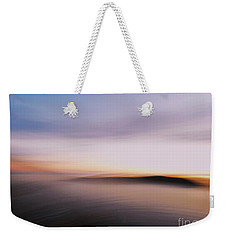 Weekender Tote Bag featuring the photograph Sunset Island Dreaming by Andy Prendy