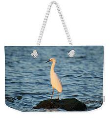 Sunset Island Weekender Tote Bag