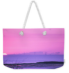 Sunset Weekender Tote Bag by Spikey Mouse Photography