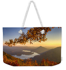 Sunset Light Weekender Tote Bag