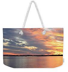 Sunset Magic Weekender Tote Bag