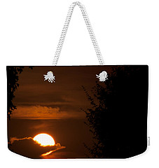 Sunset Weekender Tote Bag by Miguel Winterpacht