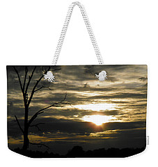 Sunset Of Life Weekender Tote Bag