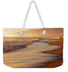 Sunset On A Beach Weekender Tote Bag