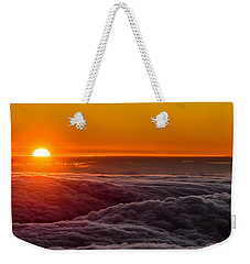 Sunset On Cloud City 1 Weekender Tote Bag