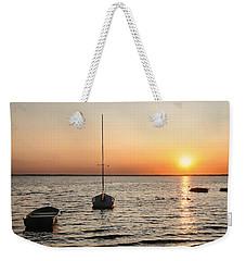 Sunset On Lbi Weekender Tote Bag