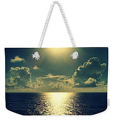 Sunset On The Atlantic Ocean Weekender Tote Bag