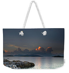 Sunset On The Sea Weekender Tote Bag