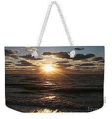 Sunset On Venice Beach  Weekender Tote Bag