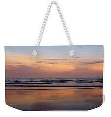 Sunset Over Long Sands Beach II Weekender Tote Bag