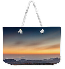 Sunset Over The Gulf Weekender Tote Bag