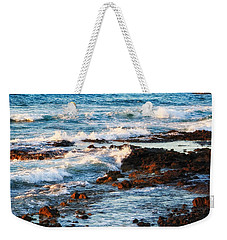 Sunset Shore Weekender Tote Bag