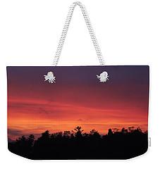 Sunset Tones Weekender Tote Bag