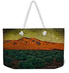 Sunset V Weekender Tote Bag