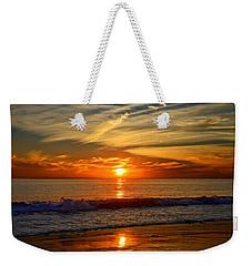Sunset's Glow  Weekender Tote Bag