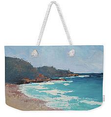 Sunshine Beach And Lions Head Noosa Heads Queensland Weekender Tote Bag