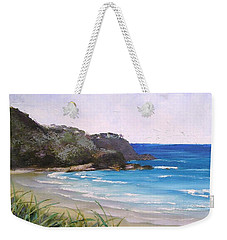 Sunshine Beach Qld Australia Weekender Tote Bag