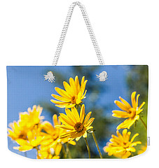 Sunshine Weekender Tote Bag by Chad Dutson