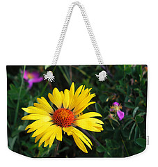 Weekender Tote Bag featuring the photograph Sunshine by Craig T Burgwardt