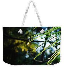 Sunshine Dewdrop Weekender Tote Bag by D Hackett
