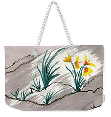 Sunshine From Darkness Weekender Tote Bag