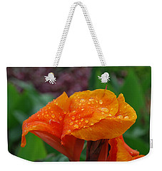 Sunshine From Within Weekender Tote Bag by Miguel Winterpacht