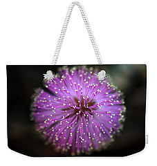 Sunshine Mimosa Weekender Tote Bag by Greg Allore