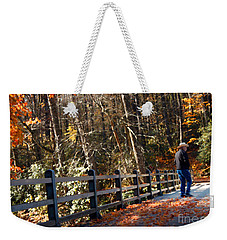 Sunshine On My Shoulder Weekender Tote Bag