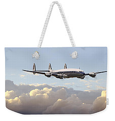 Super Constellation - End Of An Era Weekender Tote Bag