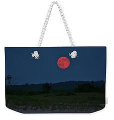 Super Moon July 2014 Weekender Tote Bag