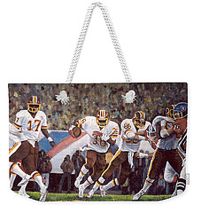 Superbowl Xii Weekender Tote Bag
