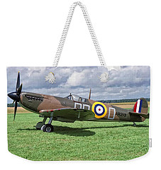 Supermarine Spitifire 1a Weekender Tote Bag