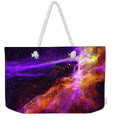 Supernova In Cygnus Weekender Tote Bag