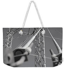 Support Weekender Tote Bag