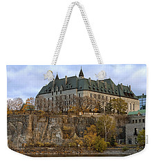 Supreme Court Weekender Tote Bag