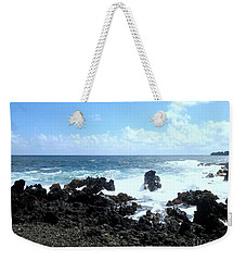 Surf At Hana Weekender Tote Bag
