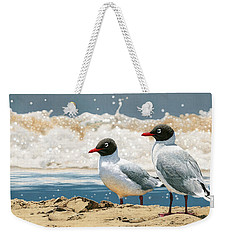 Surf 'n' Turf - Franklin's Gulls Weekender Tote Bag