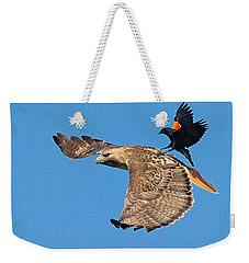 Surfer Bird  Weekender Tote Bag