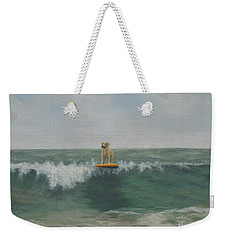 Surfer Lab Weekender Tote Bag